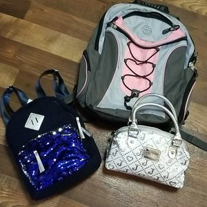 Backpack special girls bundle
